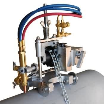 Oksijenli Boru Kesme Makinası (600 mm)