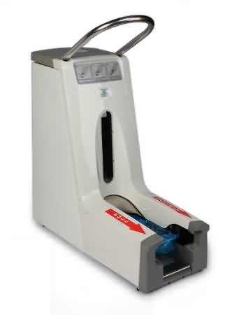 Otomatik Galoş Giydirme Makinası