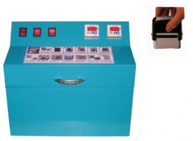 Otomatik Kaşe Üretim Makinası