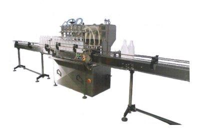 Otomatik Sıvı Dolum Makinası (5 kg)