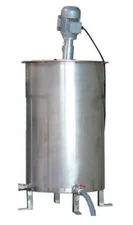 Paslanmaz Çelik Karıştırma Tankı (300 litre)