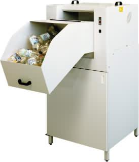 Pet Şişe ve Alüminyum Kutu Kırma Makinası