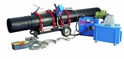 Plastik Boru Alın Kaynak Makinası (315 mm)