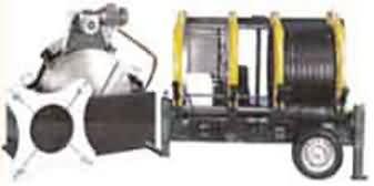 Plastik Boru Alın Kaynak Makinası 1000