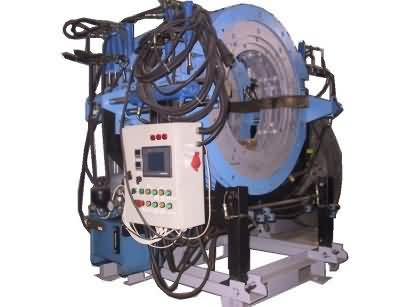 Plastik Boru Alın Kaynak Makinası 1700