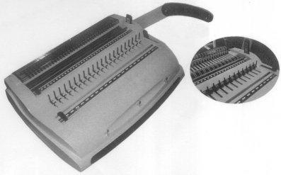 Plastik Spiral Ciltleme Makinesi