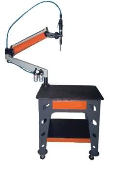 Pnömatik Kılavuz Çekme Makinası