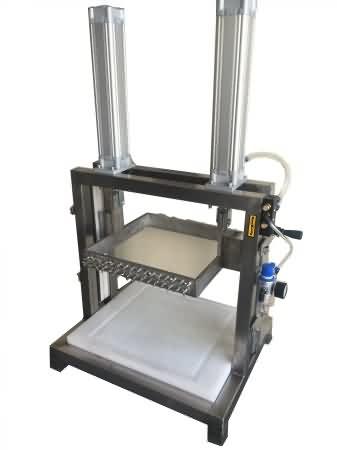 Pnömatik Peynir Kesme Makinası