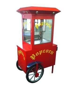 Popkorn Makinası