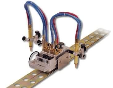Oksijenli Otomatik Raylı Kesme Makinası