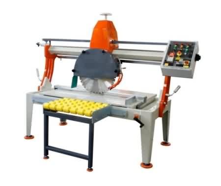 Otomatik Refrakter Tuğla Kesme Makinası