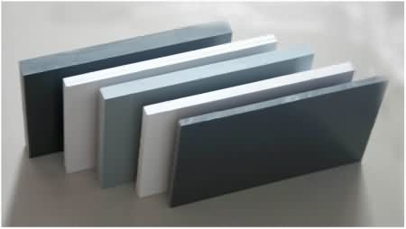 Renkli PVC Plakalar