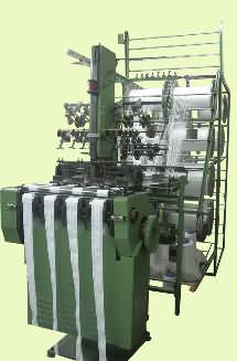 Sargı Bezi Üretim Makinası