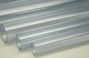 Şeffaf PVC Boru