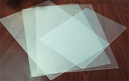 Şeffaf PVC Plakalar