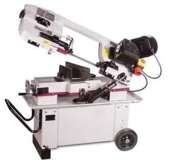 Şerit Testere Makinası (180 mm)