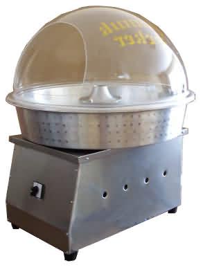 Masaüstü Pamuk Şeker Makinası
