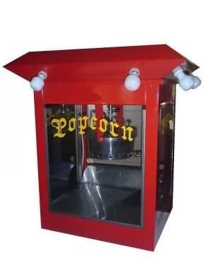 Masaüstü Popcorn Makinası