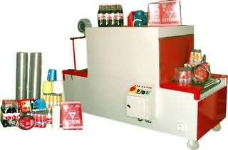 Şrink Ambalaj Makinası