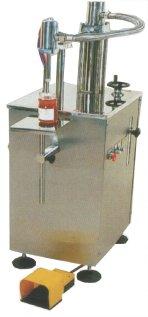 Tam Otomatik Tek Dolum Hazneli Sıvı Dolum Makinası