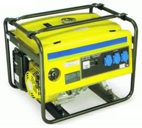 Taşınır Benzinli Jeneratör (1 - 5 kVA)