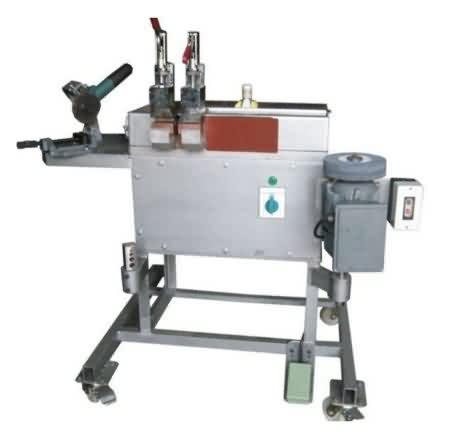 Tel Alın Kaynak Makinası (4 - 15 mm)