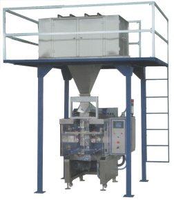 Toz Şeker Paketleme Makinası