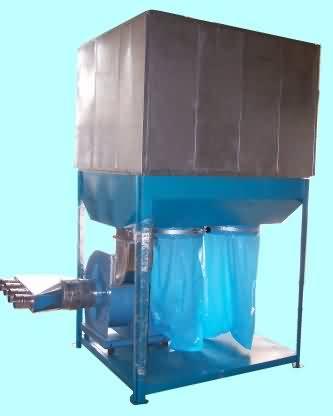 Mermer Tozu Toplama Makinası