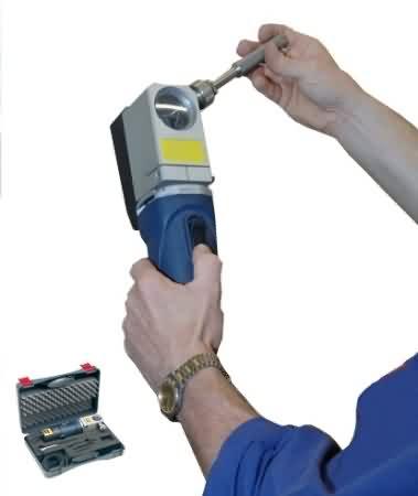 Taşınabilir Tungsten Elektrot Bileme Makinası