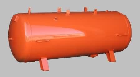 Vakum Tankı (1.500 litre)