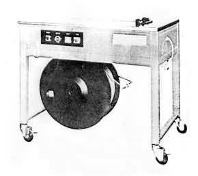 Ayaklı Çemberleme Makinası
