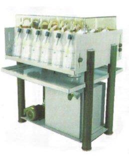 Yarı Otomatik Sıvı Şişe Dolum Makinası
