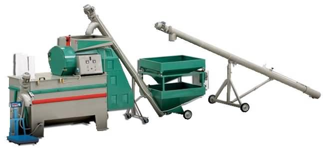 Yem Üretim Makinası