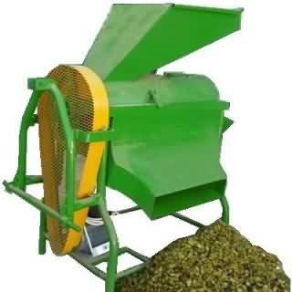 Yeşil Ceviz Kabuğu Soyma Makinası