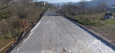 Yol Betonu Altı Naylonu