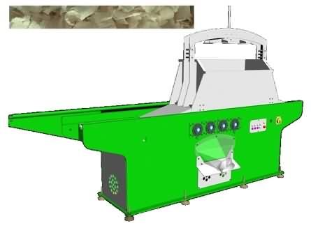 Yonga Talaş Üretim Makinası